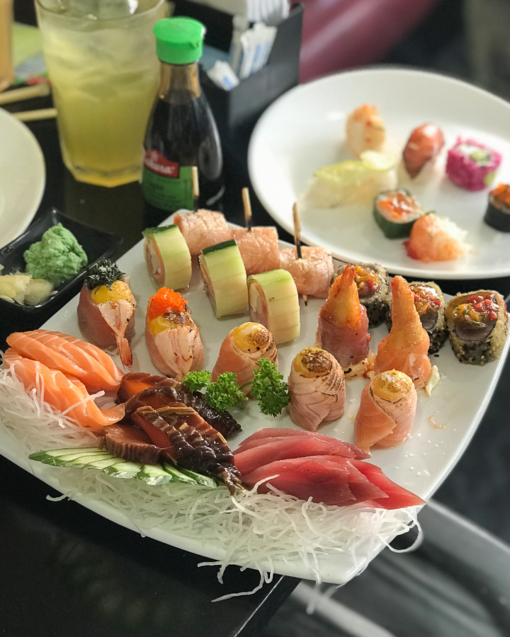 Nagara Sushi Leblon