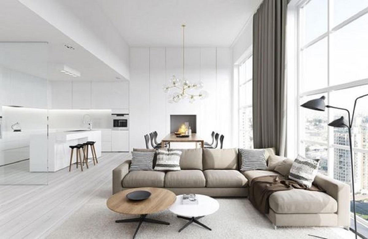 Errori da evitare nell'illuminazione di cucina e soggiorno open space. Come Arredare Un Open Space Piccolo La Nostra Guida Casa Magazine