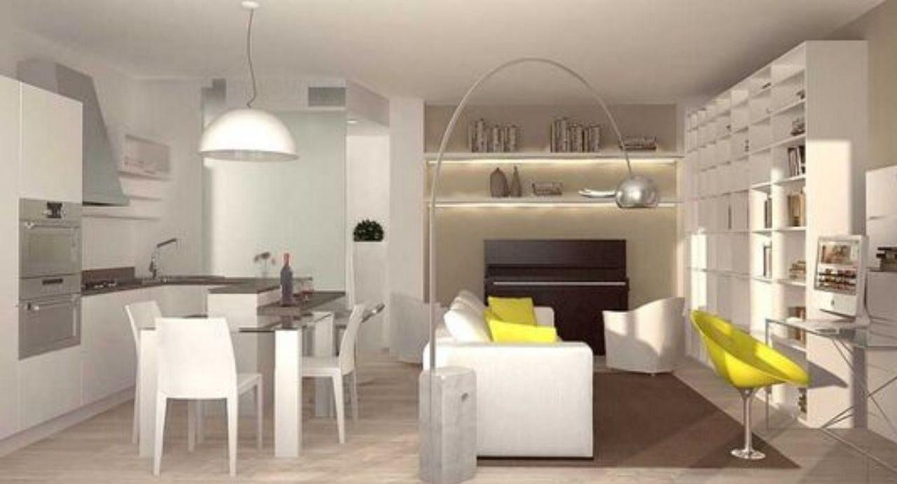 Mobile divisorio cucina soggiorno cerca con google. Come Arredare Una Casa Di 50 Mq Idee Funzionali Casa Magazine