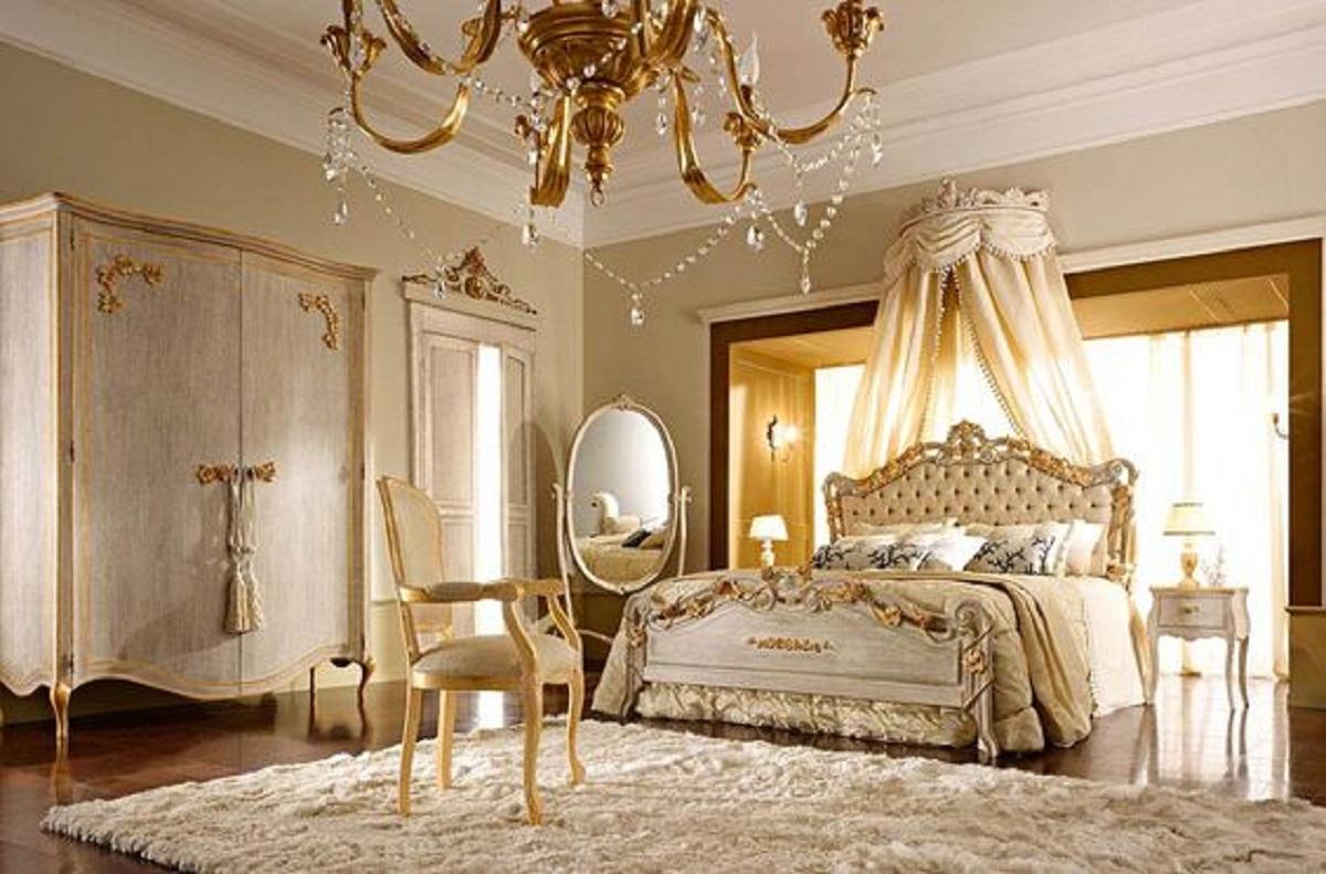 Lo stile veneziano si è sempre distinto per la raffinatezza delle sue linee. Camera Da Letto Stile Veneziano Antico Tradizione E Lusso Casa Magazine