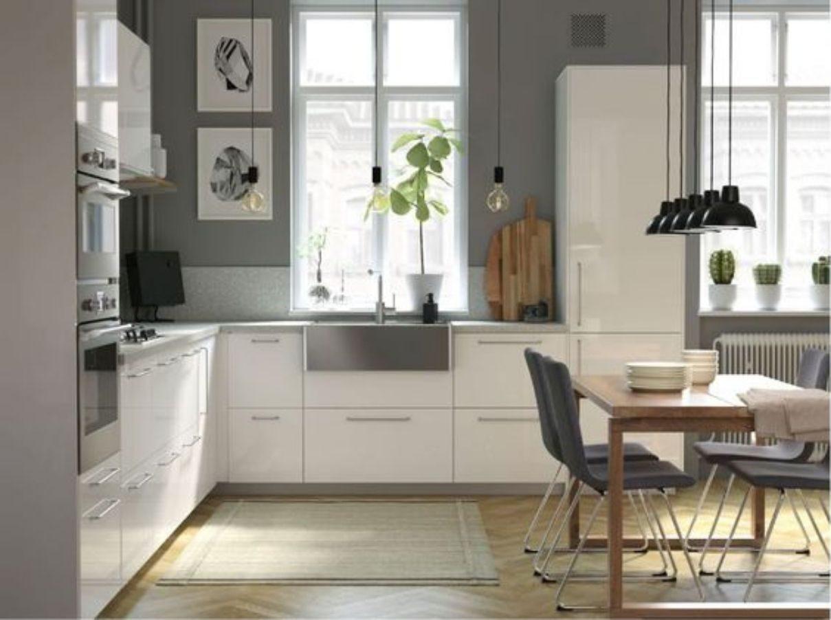 Cucine piccole, ikea, linea enhet. Catalogo Ikea Cucine Tutti I Modelli Casamagazine