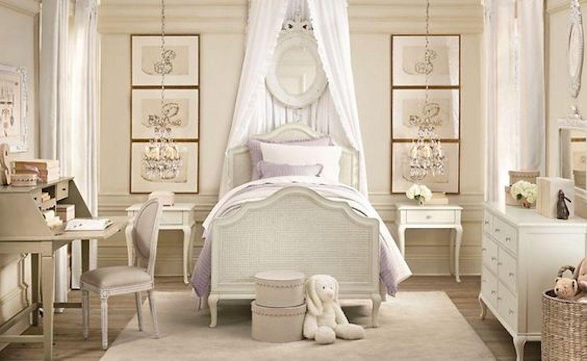 Analisi delle caratteristiche delle camerette shabby chic. Cameretta Bambini Shabby Chic Dormire In Una Favola Casa Magazine