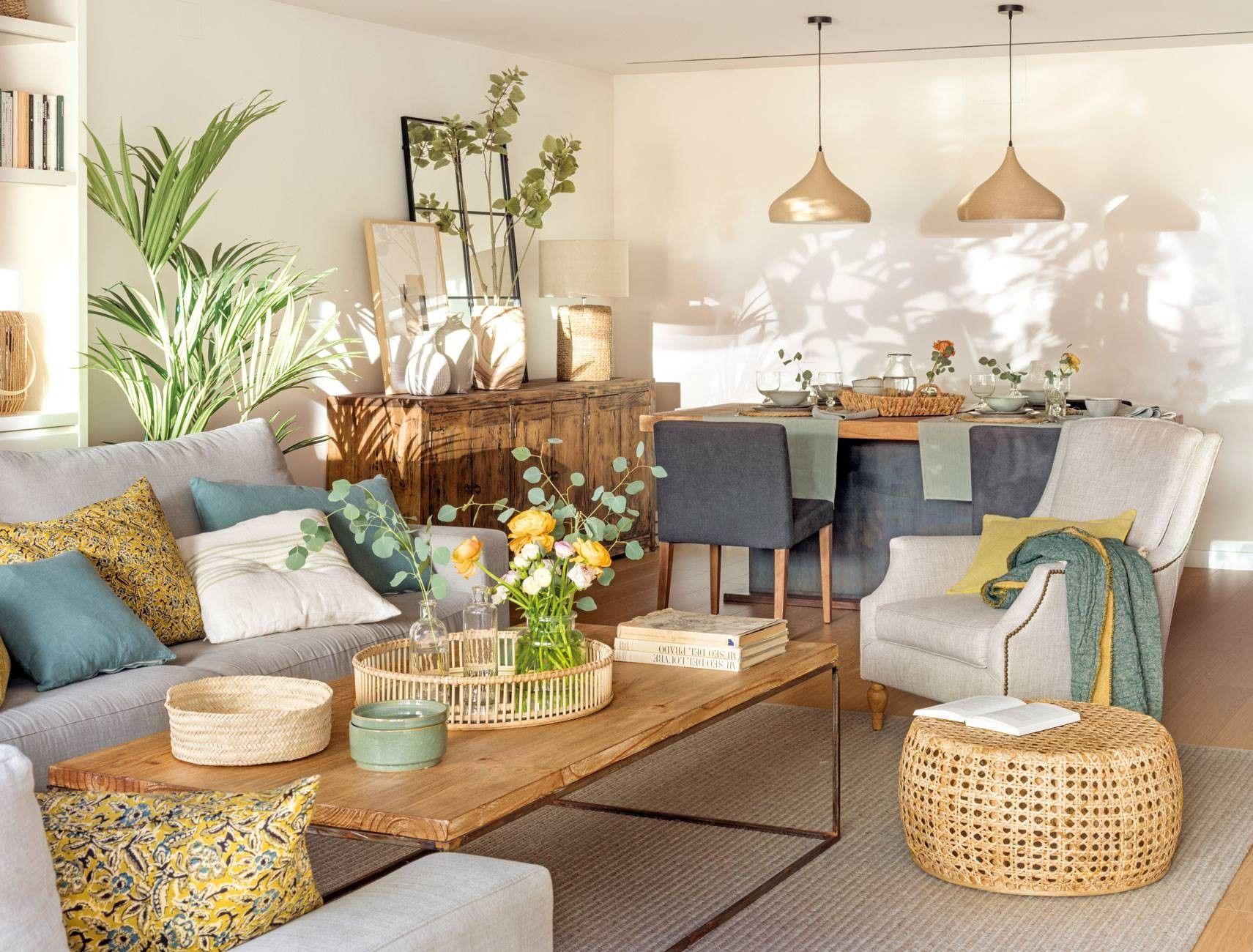 Puoi creare un equilibrio di stile e coerenza, dalla scelta dei pavimenti fino ai materiali e alle forme dei mobili. Come Arredare Sala E Salotto Insieme Suggerimenti E Indicazioni Utili Casamagazine