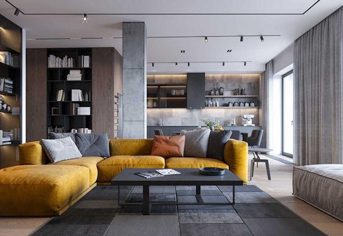I colori dell'arredamento non si limitano a quelli dei mobili ma coinvolgono anche le pareti, che possono diventare parte integrante del design dell'abitazione. Colore Pantone 2021 Per L Arredamento Forza E Speranza Casa Magazine