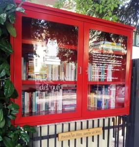La Biblioteca del Gufo, Casa Mazzolini, Il Cestino dei Libri