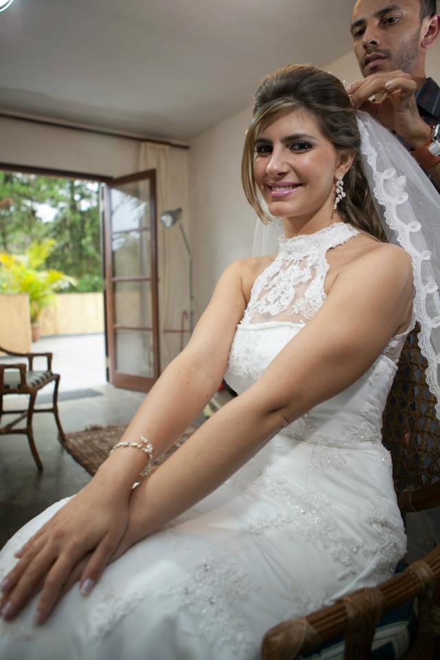 noiva quase pronta