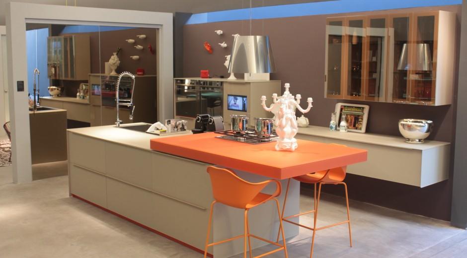 Ambiente projetado com móveis da Misurato.