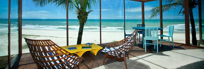 4- Carmel Charme Resort- VISUAL DA PRAIA