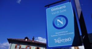 Il ritiro del Napoli