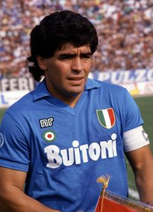 Diego Armando Maradona gol bello