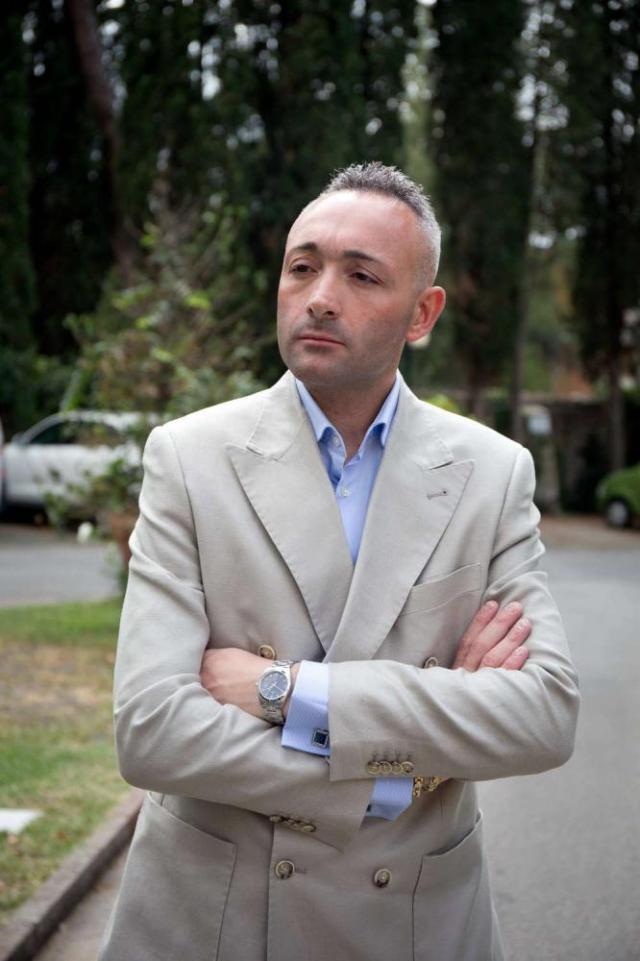 Mario Giuffredi Radio Marte Faraoni