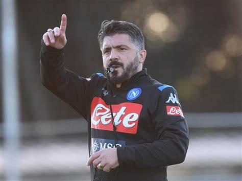 Gattuso Napoli cds squadra