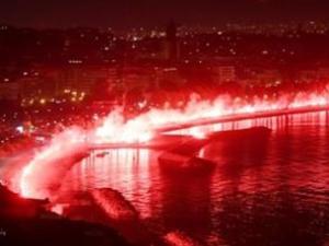 Ultras Napoli Ciro Esposito commemorazione