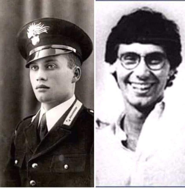 Giancarlo Siani e Salvo D'Acquisto