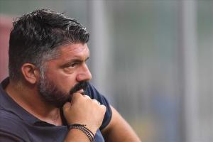 L'addio di Gattuso