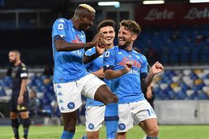 Napoli Genoa pagelle