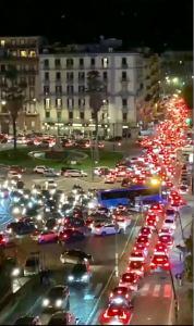 Blocco circolazione smog
