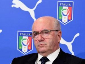 Carlo Tavecchio ex presidente FIGC