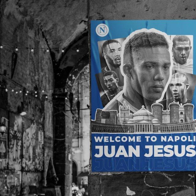 Benvenuto Juan Jesus