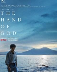 Sorrentino Oscar E' stata la mano di Dio