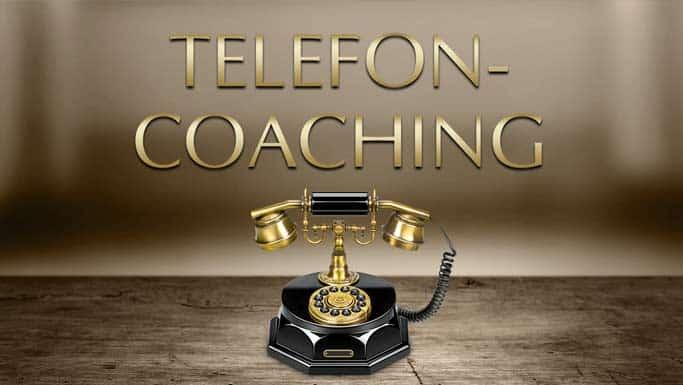 Flirtcoaching am Telefon