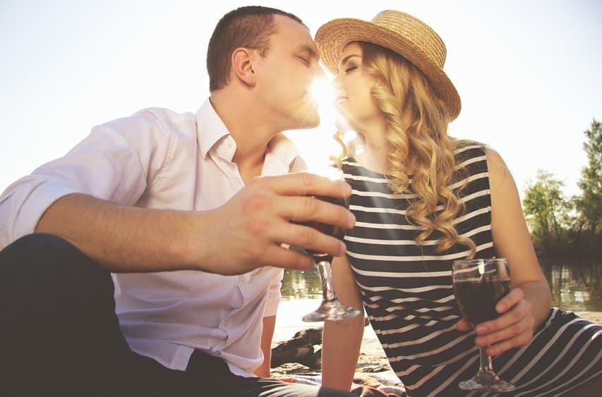 Küssen Im Richtigen Moment So Gehst Du Einen Kuss An