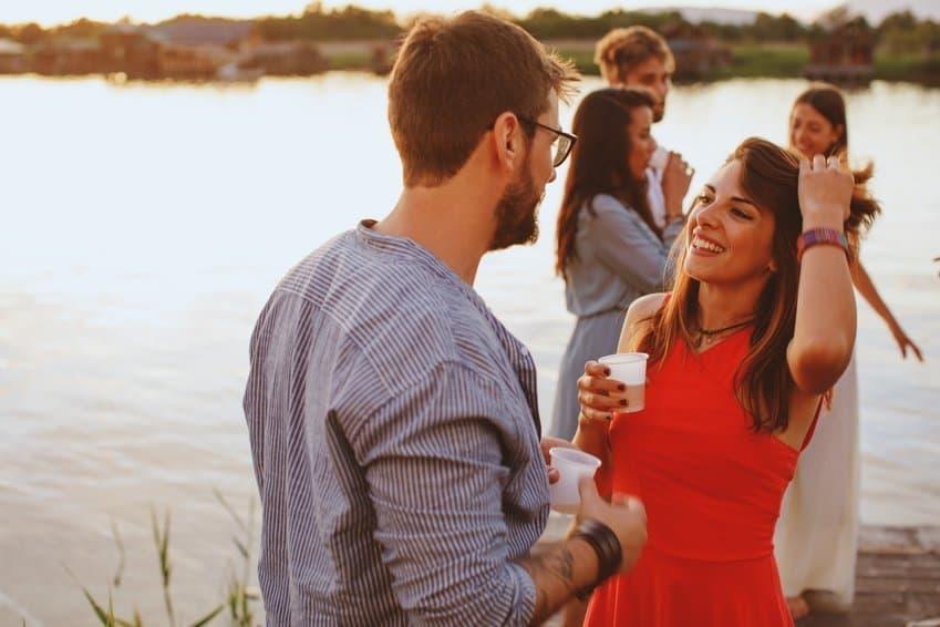 Flirtsprüche kennenlernen