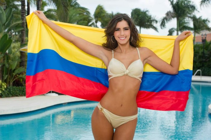 colombia girl