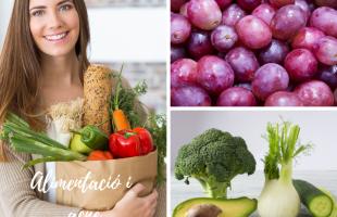 Com prevenir l'acne a través de l'alimentació