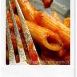Sugo di pomodoro all'arrabbiata, un'altra ricetta sprint!