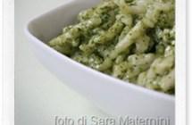 Cucina Ligure: trofie al pesto con patate e fagiolini