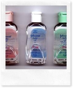 Johnson's Baby Oil, perfetto come anticalcare!