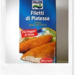 Recensione buoni prodotti: filetti di platessa Frosta