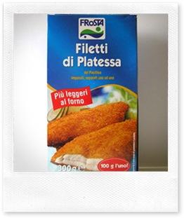Recensione buoni prodotti: filetti di platessa del Pacifico, impanati, separati uno a uno, Frosta (Eurospin)