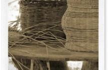 Pulire e riporre i mobili di vimini e bambù da giardino