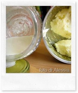 Burro e latticello (buttermilk) fatti in casa