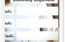 Planning Stagionale per una casa organizzata