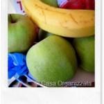 Soluzioni ecologiche per lavare frutta e verdura
