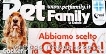 Gratis una copia omaggio della rivista Pet Family dedicata agli animali domestici
