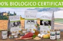 Cibo cani e gatti: 20,00 euro di buono acquisto GRATIS su Petaly