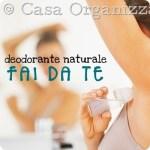 Deodorante naturale fai da te: come prepararlo in casa