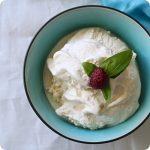 Come fare il gelato cremoso senza gelatiera, senza uova e senza mantecare