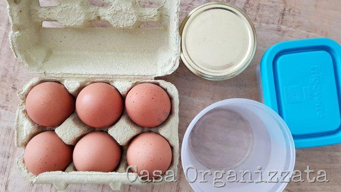 come congelare le uova - tutti i segreti per non sbagliare