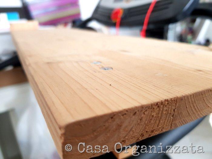 il mio vassoio porta lapbook sul tapis roulant, artigianale ma efficace!