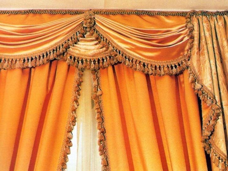 tende bianche trasparenti per finestre. Scegliere Le Mantovane Per Tende Scelta Tendaggi Scegliere Mantovane Per Tende