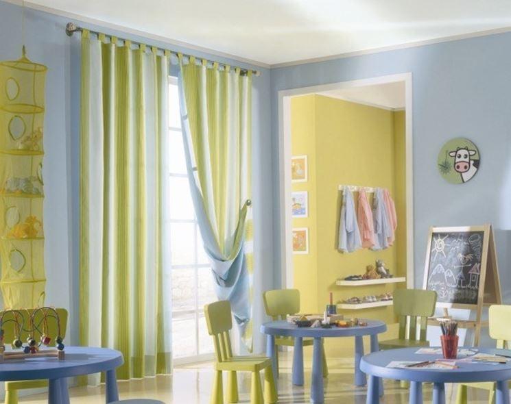 Di seguito trovi alcune idee per arredare casa con fiori e piante disponibili in tutti i tipi di forme, dimensioni e fogliame per adattarsi ai tuoi gusti e allo spazio a tua disposizione. Modelli Di Tende Da Arredamento Tende E Tendaggi Tende Da Arredamento