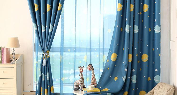 Risparmia con le migliori offerte per tende cameretta a settembre 2021! Tende Per Camerette Tende Da Interni Modelli Tende