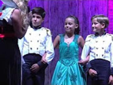 Gala de coronación Feria Secadero 2016