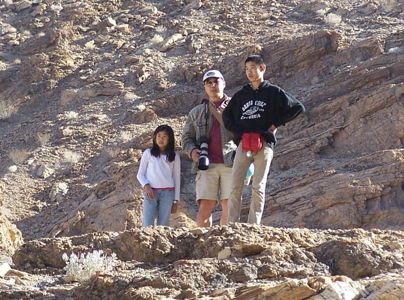 Chen Climbing Team