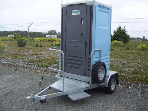 Repair casarodante our house on wheels Deluxe portable bathrooms